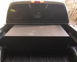 100 Truck Subwoofer Boxes Custom Made Box Bakersfield Car Audio Stereo
