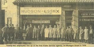 Hudson Motor Car Company Dealerships D-L