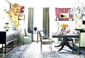 Dining Room Curtain Styles Casual Ideas Window