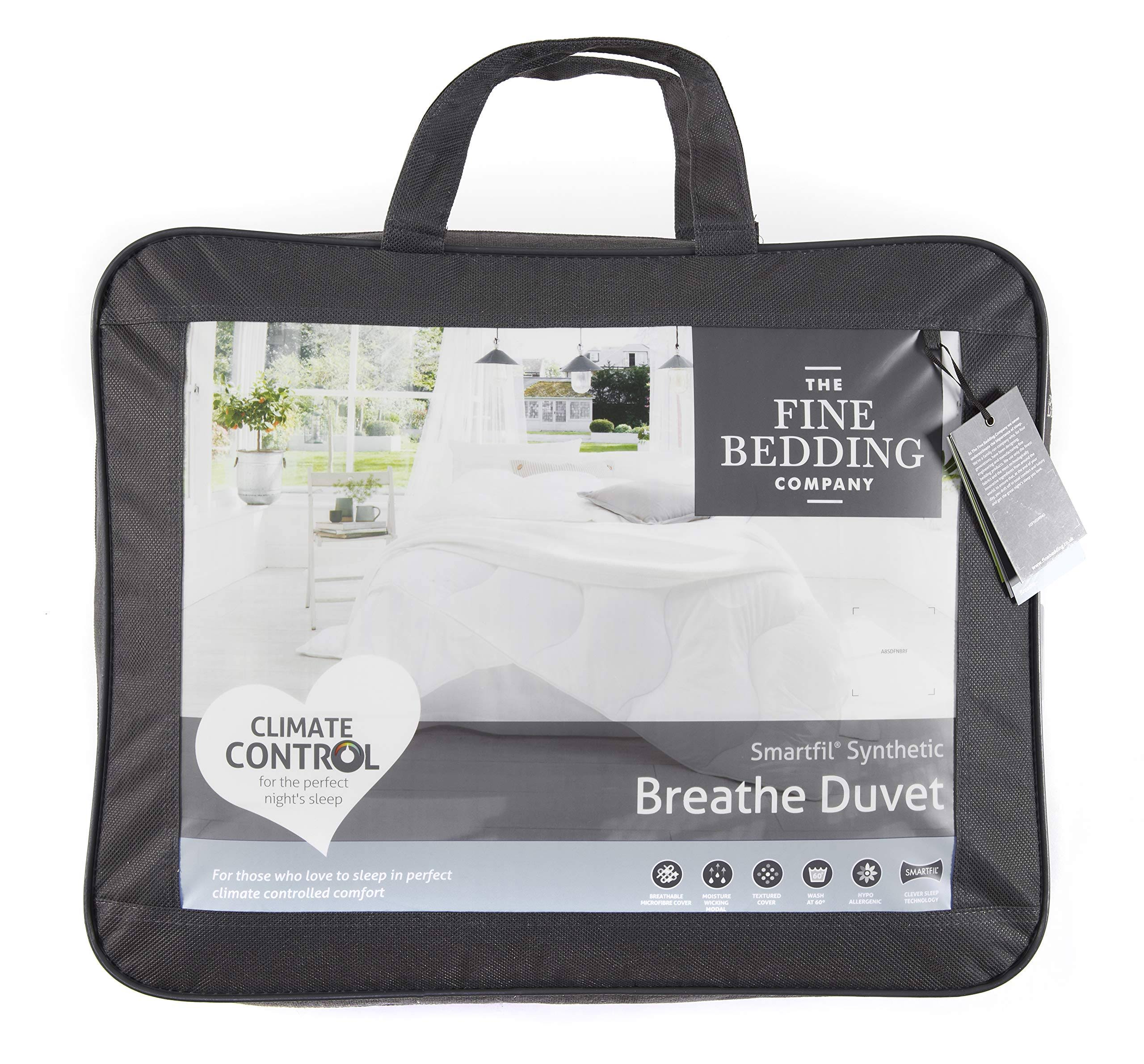 The Fine Bedding Company Breathe Duvet - 13.5 Tog, Double