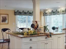 White Kitchen Curtains Valances by Kitchen White Valance Window Valances Short Curtains For Bedroom