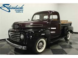 1950 Ford F1 For Sale In Lutz, FL | 98RC332685 1950 Ford F1 For Sale 2167159 Hemmings Motor News Pickup Truck F150 Hotrod 51 52 53 54 Marvs50 Regular Cabs Photo Gallery At Cardomain Fordf1 Pickup Red Wallpaper 1664x936 1036753 Truck The Hamb F3 Schott Wheels In Lutz Fl 98rc332685 F100 Sale Classiccarscom Cc1078567 Review Rolling The Og Fseries Trend Canada Gorgeous From Pa Cmw Trucks 491950 Ford Truck Title In Hand