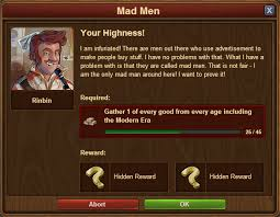 Forge Of Empires Halloween Event 2014 by Me Quest Reward Mad Men Forge Of Empires Forum