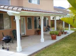 Patio Covers Las Vegas by Roof Incredible Patio Cover Kits New Orleans Prominent Alumawood