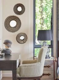 dekospiegel set 3 st dekorativer spiegel kaufen otto