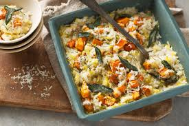 Pumpkin Risotto Recipe Easy by Oven Baked Risotto With Pumpkin U0026 Sage