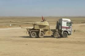 100 Turret Truck T55 Turret Mounted To Truck Somewhere In The Middle East Warthunder