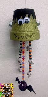 Halloween Candy Dish Craft by 270 Best Halloween Pot Crafts Images On Pinterest Halloween