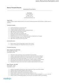 Respiratory Therapist Resume Objective Examples 2018 Tips 17936 Printable