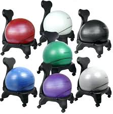 Stability Ball Desk Chair by Desk Chairs Cool Exercise Ball Office Chair Target Stability