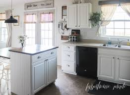 Insl X Cabinet Coat by Painting Kitchen Cabinets For Beautiful Results Farmhouse Made