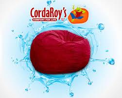 Cordaroys Bean Bag Bed by Cordaroys Marketing In Color