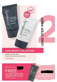 Ulta: Free Ulta Beauty Primer With Purchase - Imgur 5 Off A 15 Purchase Ulta Coupon Code 771287 First Aid Beauty Coupon Code Free Coupons Website Black Friday 2017 Beauty Ad Scan Buyvia 350 Purchase Becs Bargains Everything You Need To Know About Online Codes 50 20 Entire Laura Mobile App Ulta Promo For September 2018 9 Valid Coupons Today Updated Primer With Imgur Hot 8pc Mystery Gift And Sephora Preblack Up
