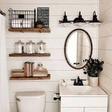 79 beautiful bathroom shelves decorating ideas small