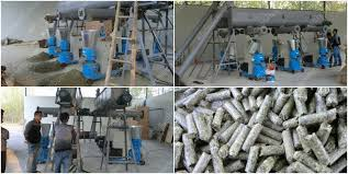 plan to purchase wood pellet making machine to build your own