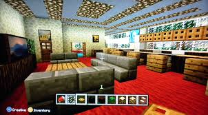 Minecraft Living Room Decorations by Beauteous 60 Minecraft Living Room Xbox 360 Inspiration Design Of