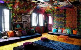 hippie house hippie schlafzimmer dekor bunte