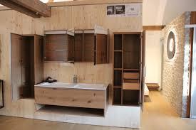 voglauer v alpin bad alteiche rustiko lackiert designermöbel hohentengen