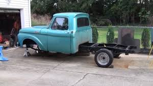 100 F100 Ford Truck FORD TRUCK PROJECT Part 9