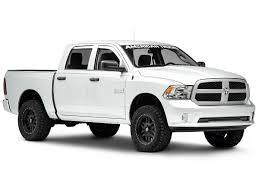 100 Ram Trucks 2013 Putco Element Chrome Window Visors Channel Mount Front Rear 0918 RAM 1500 Quad Cab Crew Cab Excluding Rebel