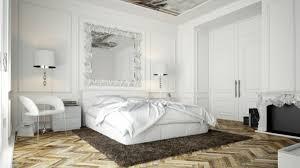 miroir dans chambre à coucher le miroir baroque est un joli accent déco archzine fr