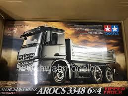 100 Rc Model Trucks Tamiya 56348 RC MercedesBenz Actros 3363 6x4 GigaSpace 114 Scale