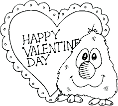 Free Printable Disney Valentine Coloring Pages Valentines For