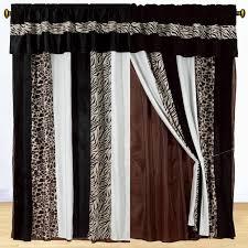 Zebra Curtain by Elizahittman Com Leopard Print Curtains Drapes Curtain Zebra