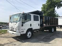 NEW 2018 ISUZU NPR LANDSCAPE TRUCK FOR SALE #8427