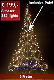 Flagpole Tree 10 Ft