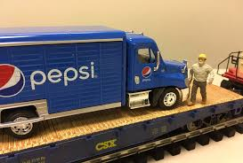 100 Menards Truck The New Flatcar With Pepsi Cola Delivery Truck Load From