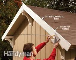Cheap Shed Roof Ideas by How To Build A Shed On The Cheap U2014 The Family Handyman