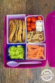 School Lunch Ideas 1
