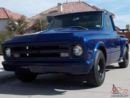 1967 Chevy C10 Short Bed Step Side Truck, 1967 Chevy Truck For Sale ...