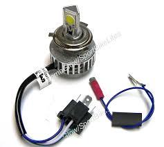 honda grom replacement led headlight bulb