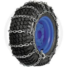 Snow Chains Pack Of: 2, 8