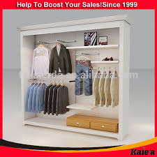 Retail Shop Furniture Garment Display Wall Racks
