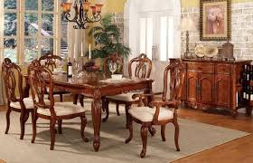 Dining Room Chairs Traditional Impressive Cherry Set Incredible Ideas Wood