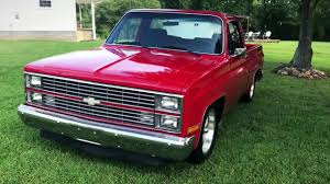 BIG RED - 1984 Chevy Silverado C10 - T01 - YouTube 1984 Chevrolet Silverado Pickup W39 Indy 2017 Classic 1500 Regular Cab View All K10 Scottsdale Stepside 4x4 For Sale On Bat Auctions K20 4wheel Sclassic Car Truck And Suv Sales C10 Louisville Showroom Stock 1495 Youtube C70 Tpi Hot Rod Network Chevy Parts Trucks Gmc Custom Deluxe Pickup Truck Item Da1148 Ck 10 Overview Cargurus