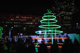 Christmas Tree Shop North Attleboro Massachusetts by Boston Winter In City Hall Plaza Is Actually Really Cool