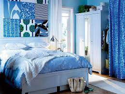 Blue Bedroom Interior Design Astounding Backyard Decor Ideas New In Decorating