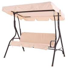 Patio Swings With Canopy Home Depot by Patio Swings Patio Chairs The Home Depot