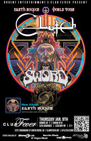 tickets for clutch wsg the sword in south bend from showclix