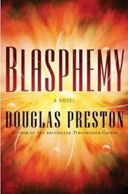 Blasphemy Preston Novel