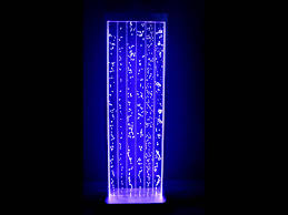 6FT Acrylic And Aluminum Bubble Wall Sculpture Water Feature By Bubblewall