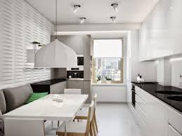 cozy and chic long narrow kitchen design long narrow kitchen