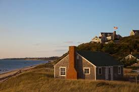 The Cape Cod Style House in the New World