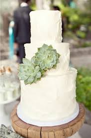Wedding Cakes Without Frosting