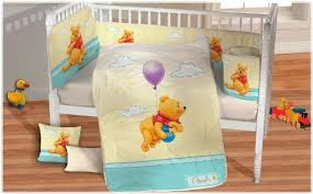 Classic Pooh Crib Bedding by Food Decor Kids Winnie The Pooh Nursery Ideas