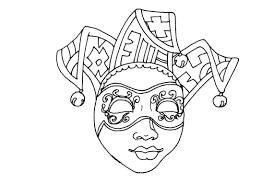 Masques Carnaval Masque De Hibou Grand Duc à Coloriage De Carnaval